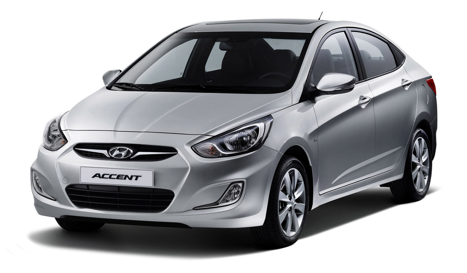 The all-new Hyundai Accent, which is planned to go on sale in Australia in the third quarter of 2011.